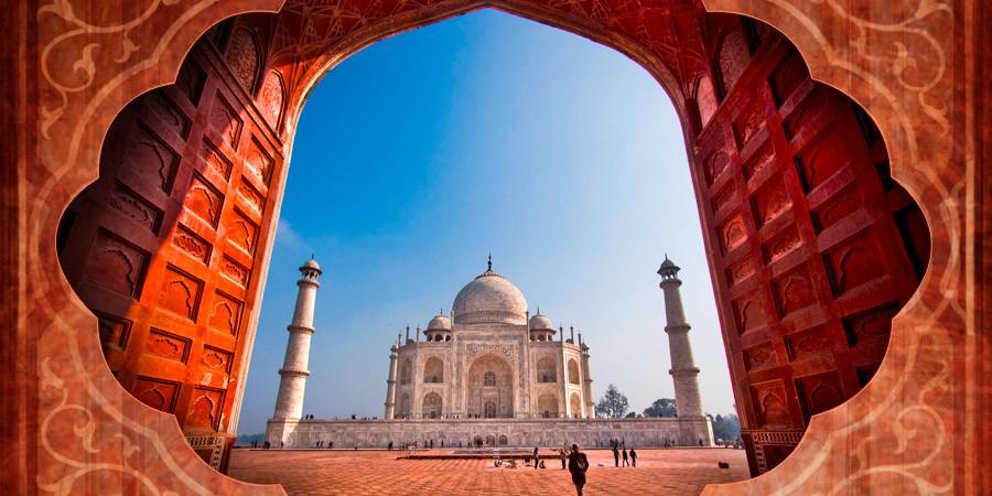 Me dê motivos… Para conhecer a Índia!