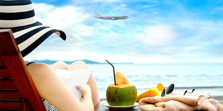 Pacote promocional com aéreo e hotel All-Inclusive é no Zarpo!
