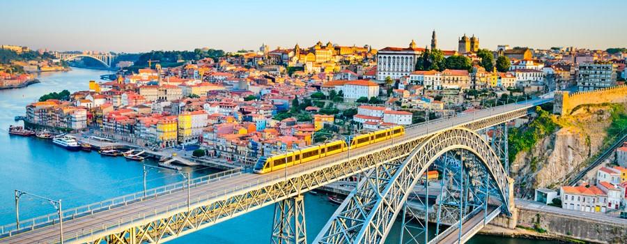 Pra que um só lugar? Conheça as deslumbrantes cidades de Portugal!