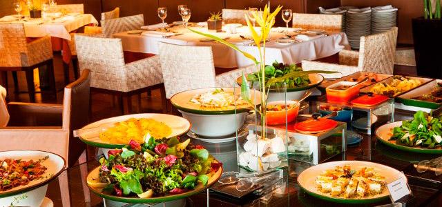 Casa Grande Hotel Resort & Spa - Gastronomia