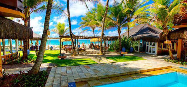 Pousada pé na areia: você a poucos passos do paraíso!