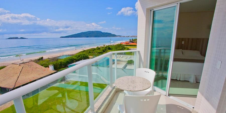 Acorde todos os dias com vista para o mar no hotel Ingleses Acquamar