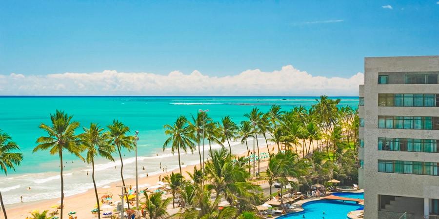 Descubra o hotel 5 estrelas Ritz Lagoa da Anta em Maceió!