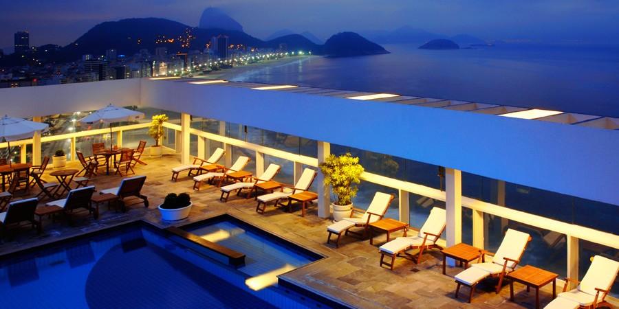 Rio Othon Palace: o hotel premium da orla de Copacabana!