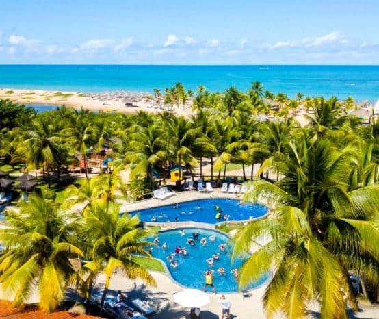 OFERTA EXCLUSIVA: 30% OFF no Pratagy Beach Resort, All-Inclusive em Maceió