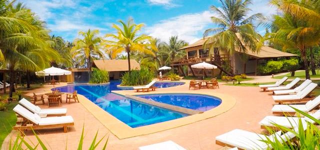 Encante-se com os maravilhosos hotéis em Pipa