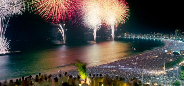 Vem 2016: festas de fim de ano para o seu Réveillon ser memorável!