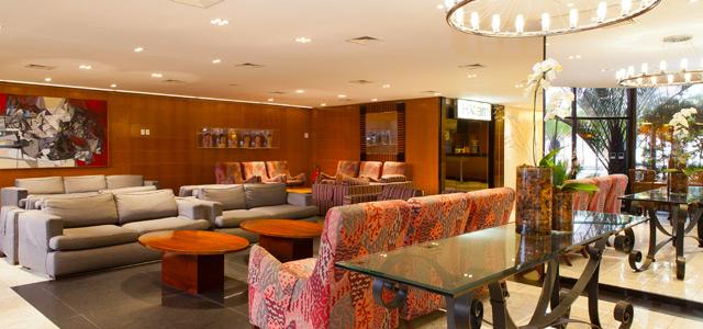 No Rio Othon Palace hotel é impossível fazer o Check-out