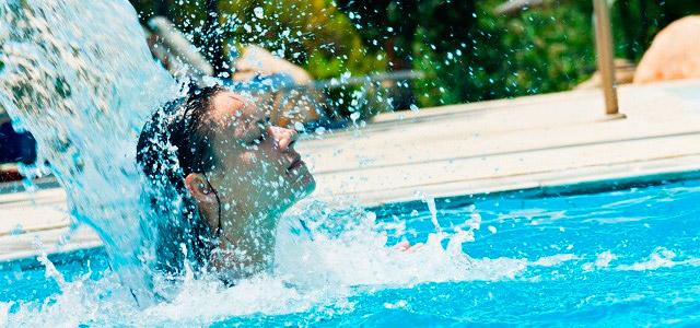 Quer sossego em meio às águas quentes? O Termas da Guarda é o lugar perfeito!