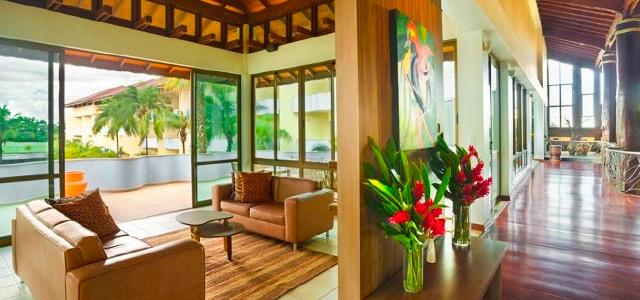 Wetiga Hotel - Lobby