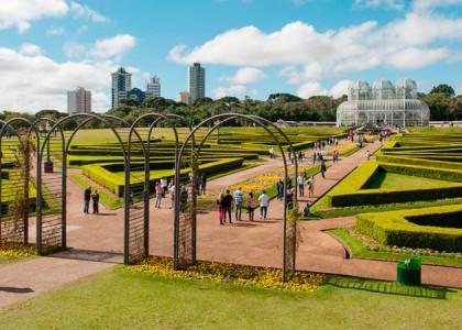 8 Parques de Curitiba Para Conhecer e se Encantar