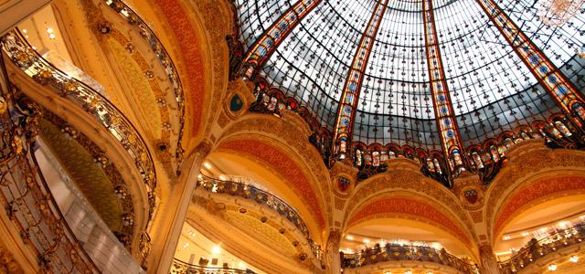 Galeries Lafayette - Paris?