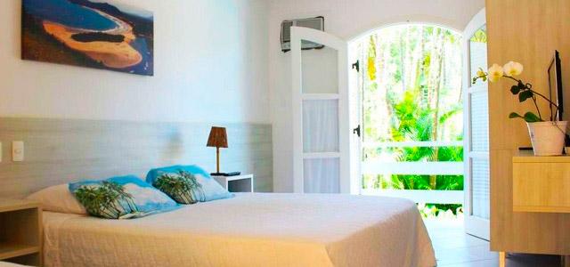 Hotel Canoa - Quarto
