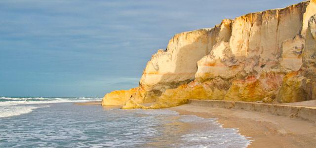 Ceará - Praia do Morro Branco