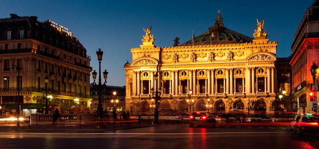 Paris - Ópera Garnier