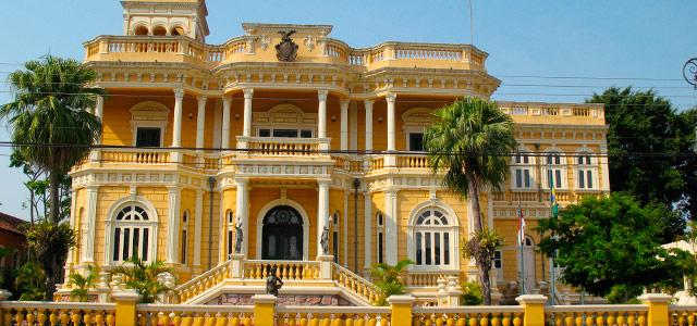 Centro Cultural Palácio Rio Negro