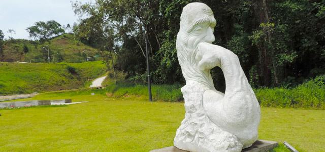 Parque das Esculturas - Brusque!