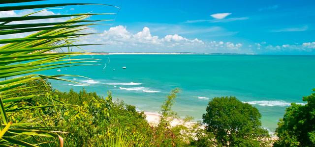 Perca-se na beleza das praias do Rio Grande do Norte
