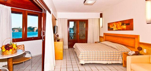 Visual Praia Hotel - Quarto