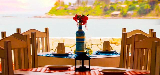 Pousada Enseada Azul Boutique - Gastronomia