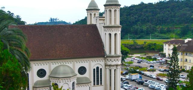 Santuário Nossa Senhora de Azambuja - Brusque!