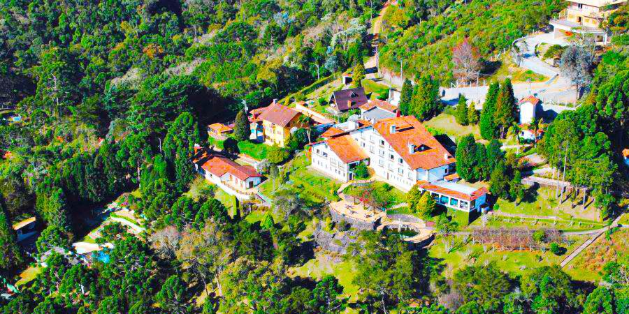 É em Monte Verde que fica o encantador Hotel Meissner-Hof