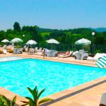 Todo mundo se diverte no Hotel Cabreúva Resort