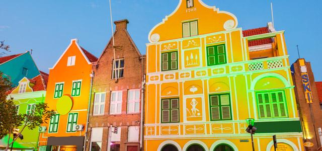 Curaçao - Arquitetura