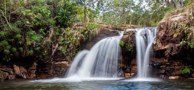 Cachoeira - Parque Estadual Serra de Caldas