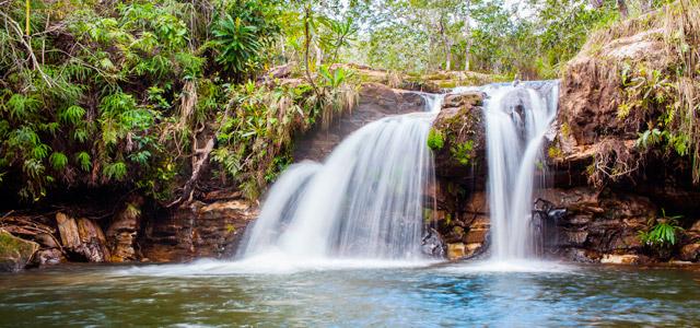 Hotel Fazenda Fonte Colina Verde: Natureza que faz perder o fôlego!