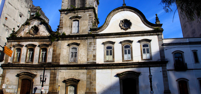 Conjunto do Carmo - Santos