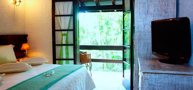 Hotel em Mairiporã é tipo assim: um refúgio em meio à natureza