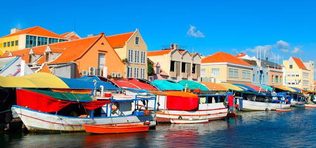 Bon bini a Curaçao, o Caribe holandês!