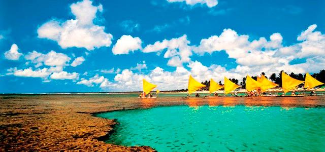Porto de Galinhas só pode ficar mais linda na Pousada Tabapitanga!