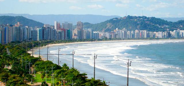 Nada de ficar parado na praia... Aqui tem muitas dicas de o que fazer em Santos!