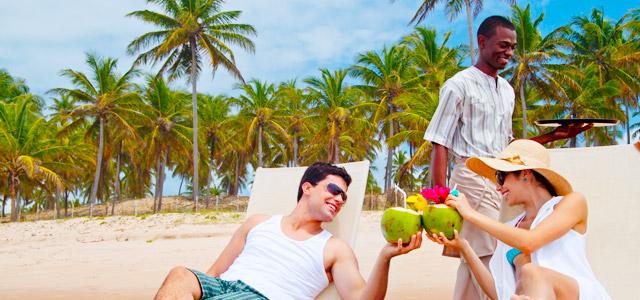 Encontre o seu resort no Nordeste All-Inclusive