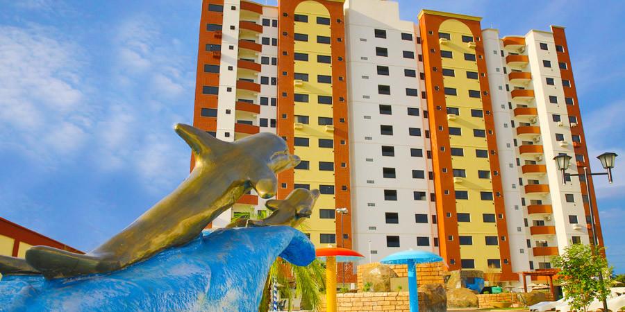 Tenha o prazer de conhecer o Golden Dolphin Supreme