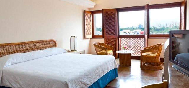 Aproveite o melhor conforto e sofisticação nos hotéis Othon Palace