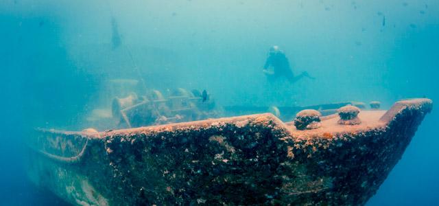 Museu Vivo Submarino do Capitão Kidd