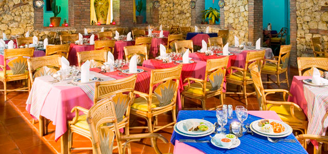 Iberostar Hacienda Dominicus - Gastronomia
