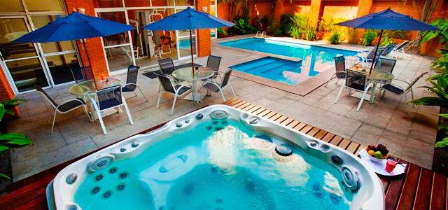 Etoile Hotels Jardins - Piscina