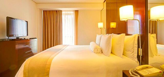 Etoile Hotels Itaim - Quarto