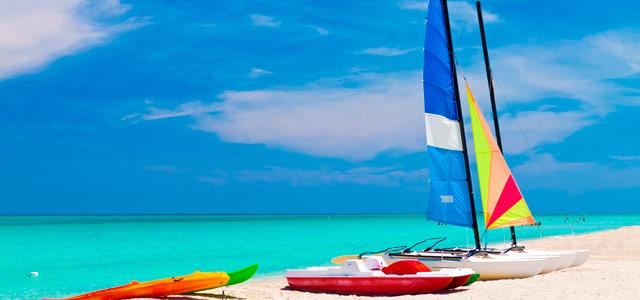 Chegou a hora da sua viagem para o Caribe