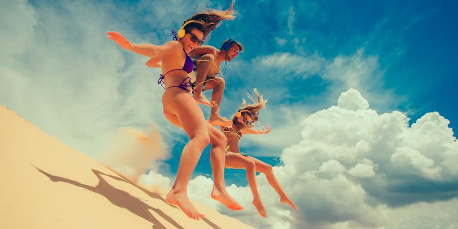 Feriado de Tiradentes 2016 = 4 dias de trip!