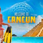 O melhor do Caribe Mexicano está na Welcome to Cancun!
