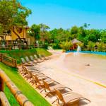 Um mergulho quente e All-Inclusive no Ecologic Ville Resort & Spa
