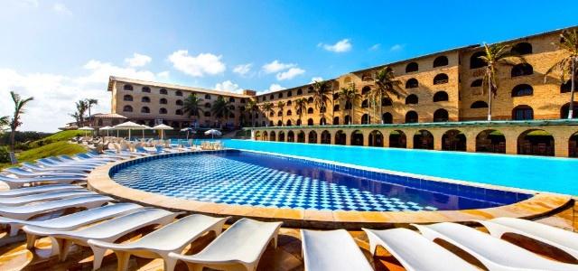 Coliseum Beach Resort - Estrutura