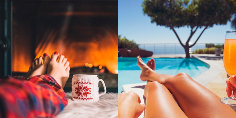 Frio ou calor? O seu inverno 2016 pode ter os dois!