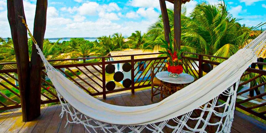 O paraíso tem endereço e fica no Hotel Tibau Lagoa!