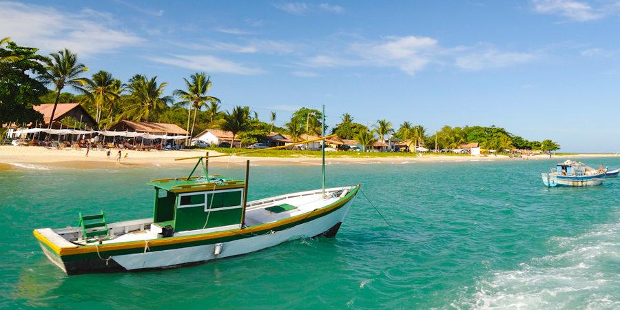 Quer calor? Aproveite as suas férias na Bahia!